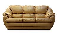 Кожаный диван «Империал»